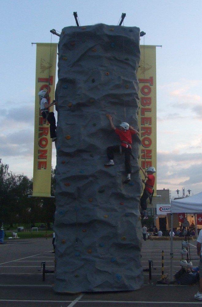 Mobile Climbing Wall Mobile Climbing Wall Hire
