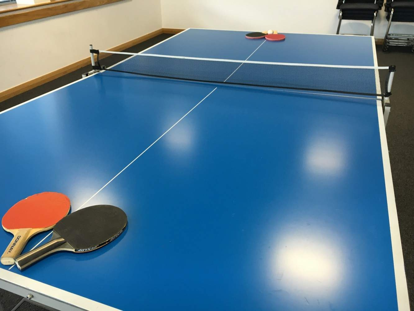 Table tennis game hire ping pong equipment hire supplier for Table tennis