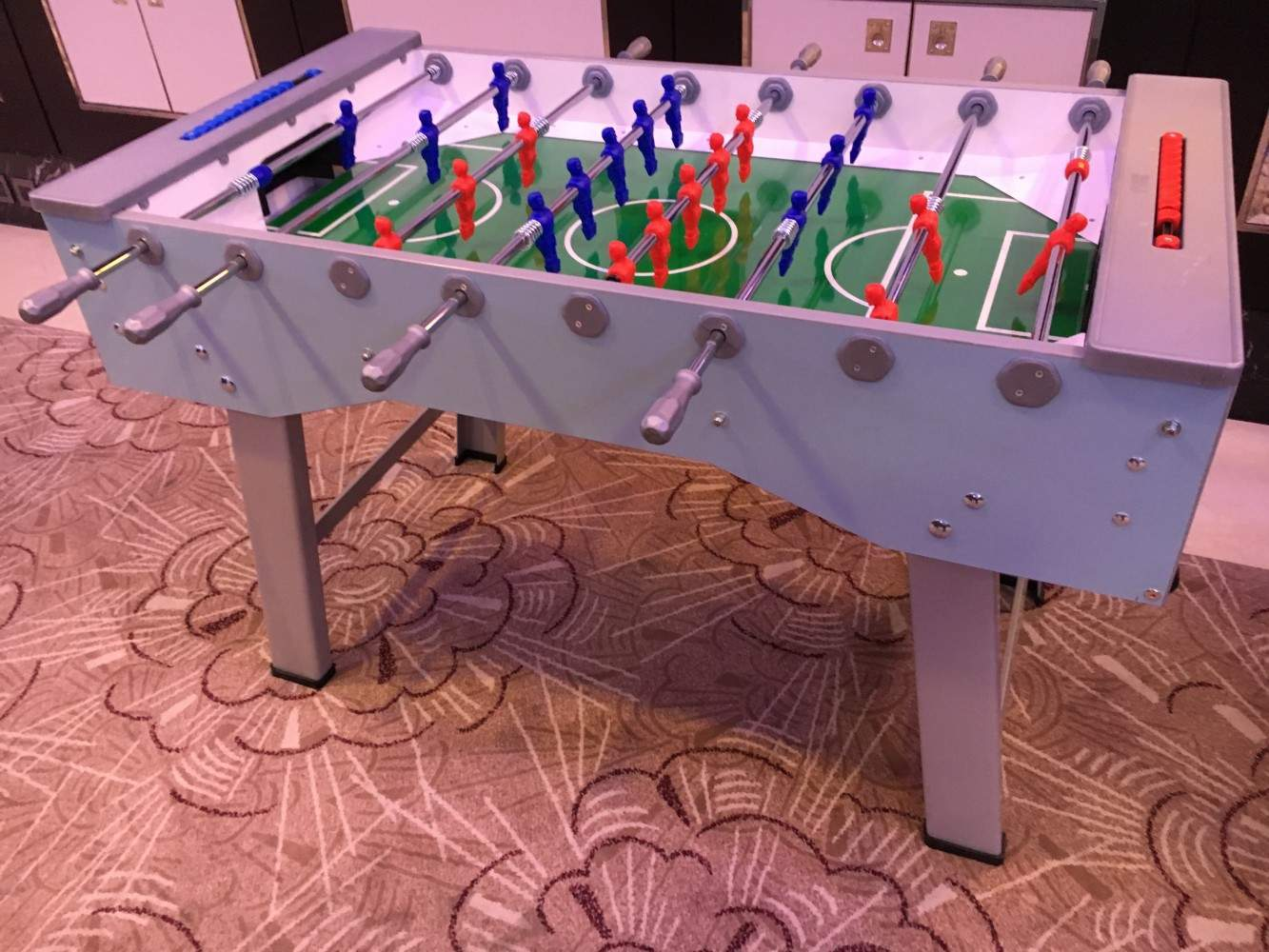 Table Football Game Xtreme Vortex - Conference table football