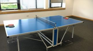 Table Tennis Game Hire Ping Pong Equipment Hire Supplier