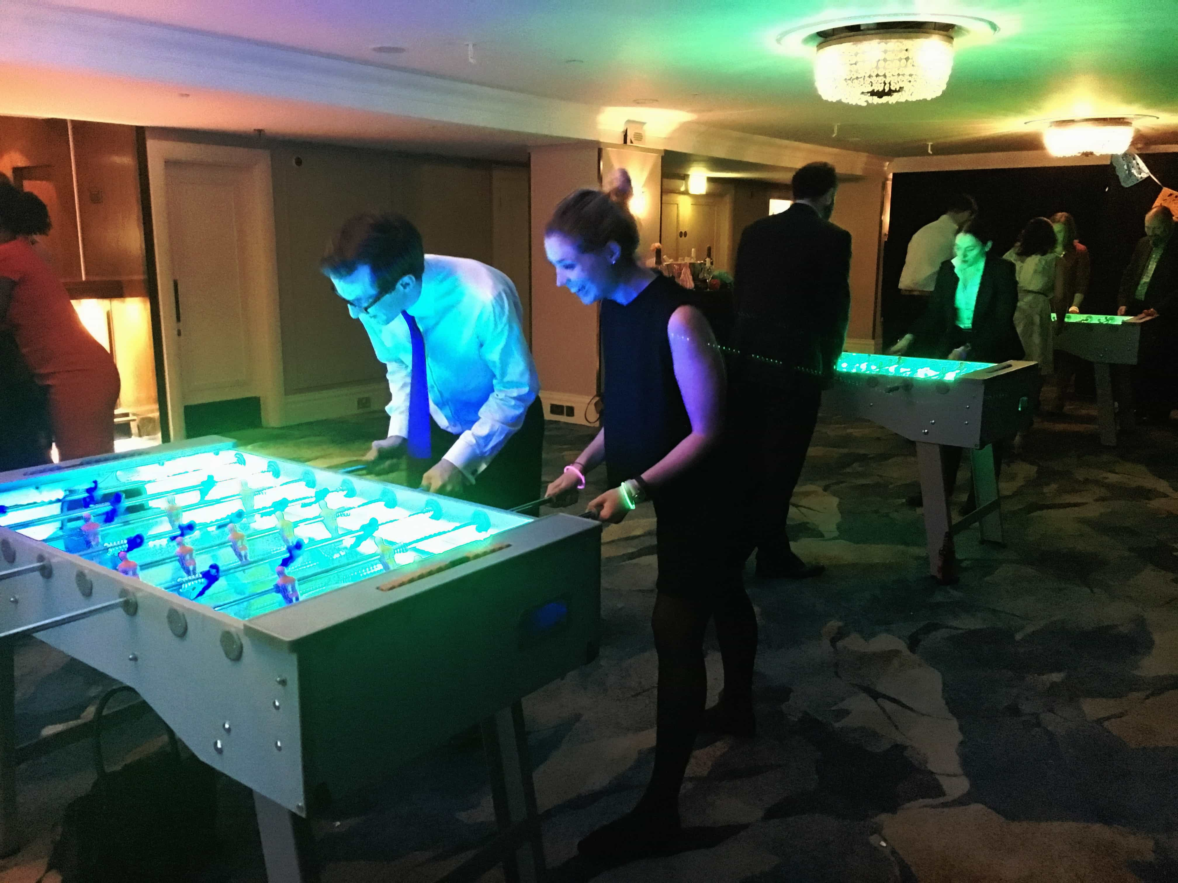 table football hire sussex