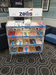Branded Pick'n' Mix Stand