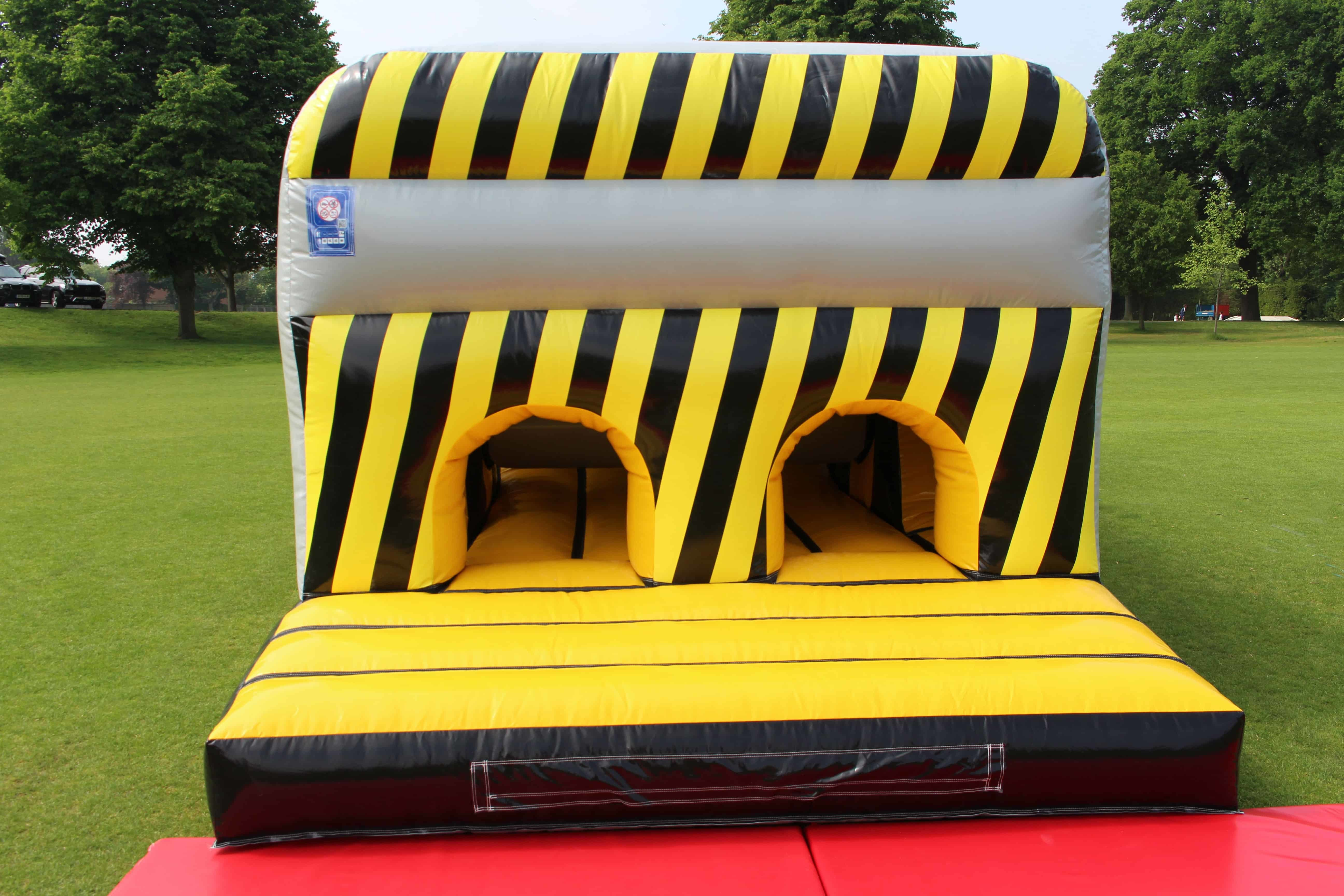 Inflatable Obstacle Course Hire London Kent South East