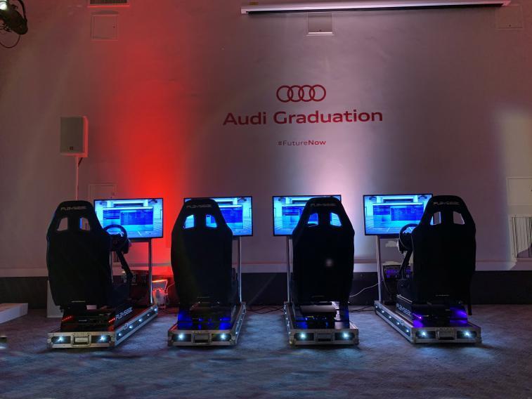 4 player car racing simulators