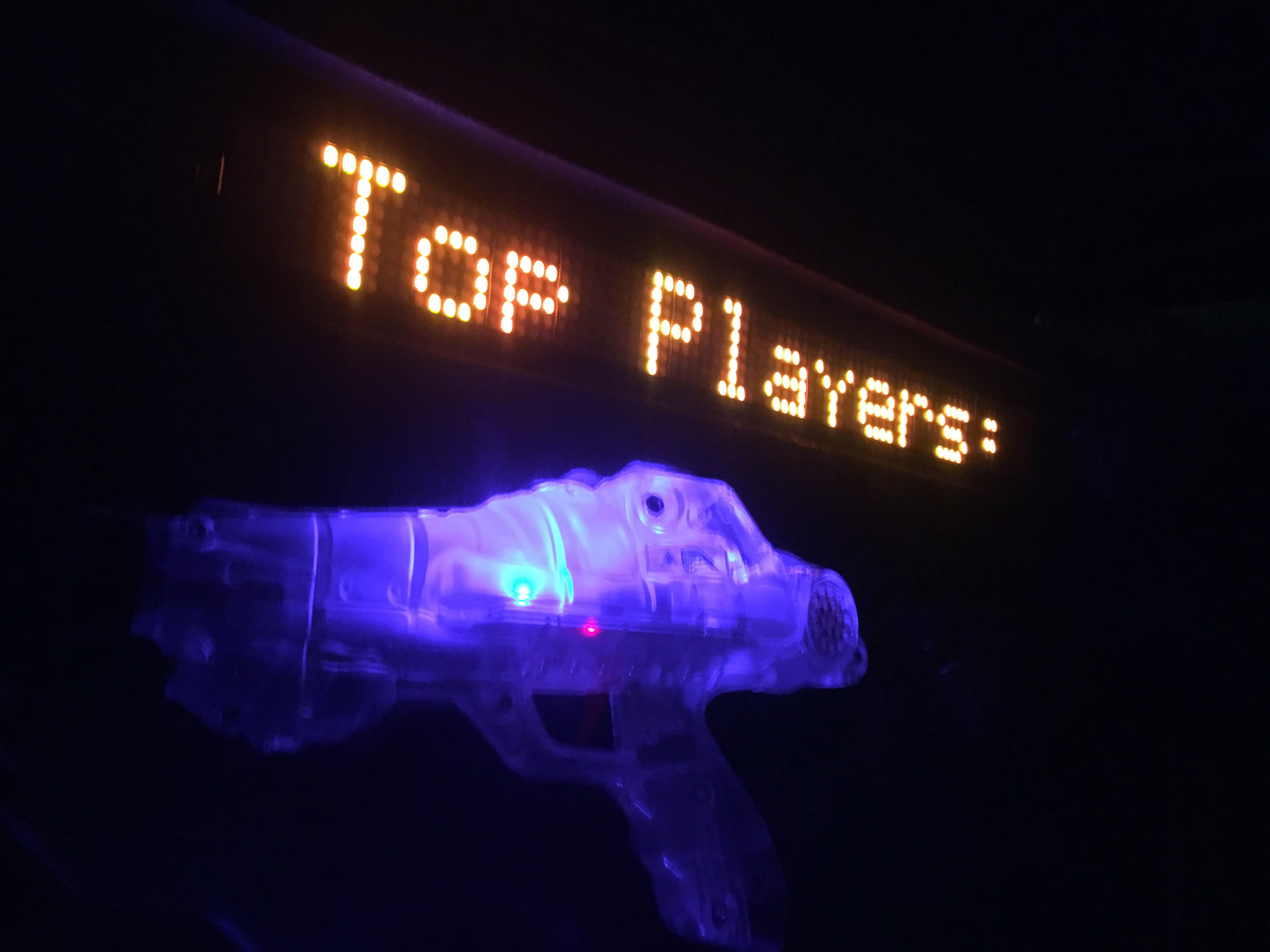 Mobile Laser Tag Arena - Portable Inflatable Laser Game Hire