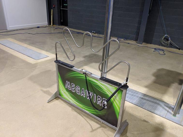 The Mega Buzz Wire
